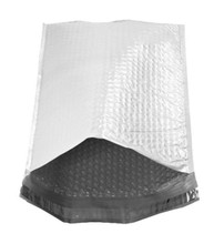 """Size #3 8.5""""x13.5"""" Poly Bubble Mailer with Peel-N-Seal"""