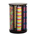 Revolving Gift Wrapping Paper Organizational Dispenser