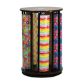 Revolving Gift Wrapping Paper Organizational Dispenser