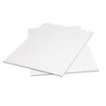 "36"" x 36"" White Corrugated Sheets 5 Sheets per Bundle"