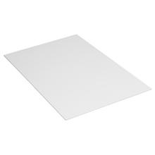 "48"" x 48"" White Corrugated Plastic Sheets 10/Bundle"