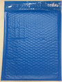 "Economy Blue Poly Bubble Mailers with Self Seal Closure 10.5"" x 15"" (100 Qty) #5 FREE SHIPPING"