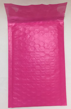 "Economy Pink Poly Bubble Mailers with Self Seal Closure 4"" x 7"" (500 Qty) #000 FREE SHIPPING"