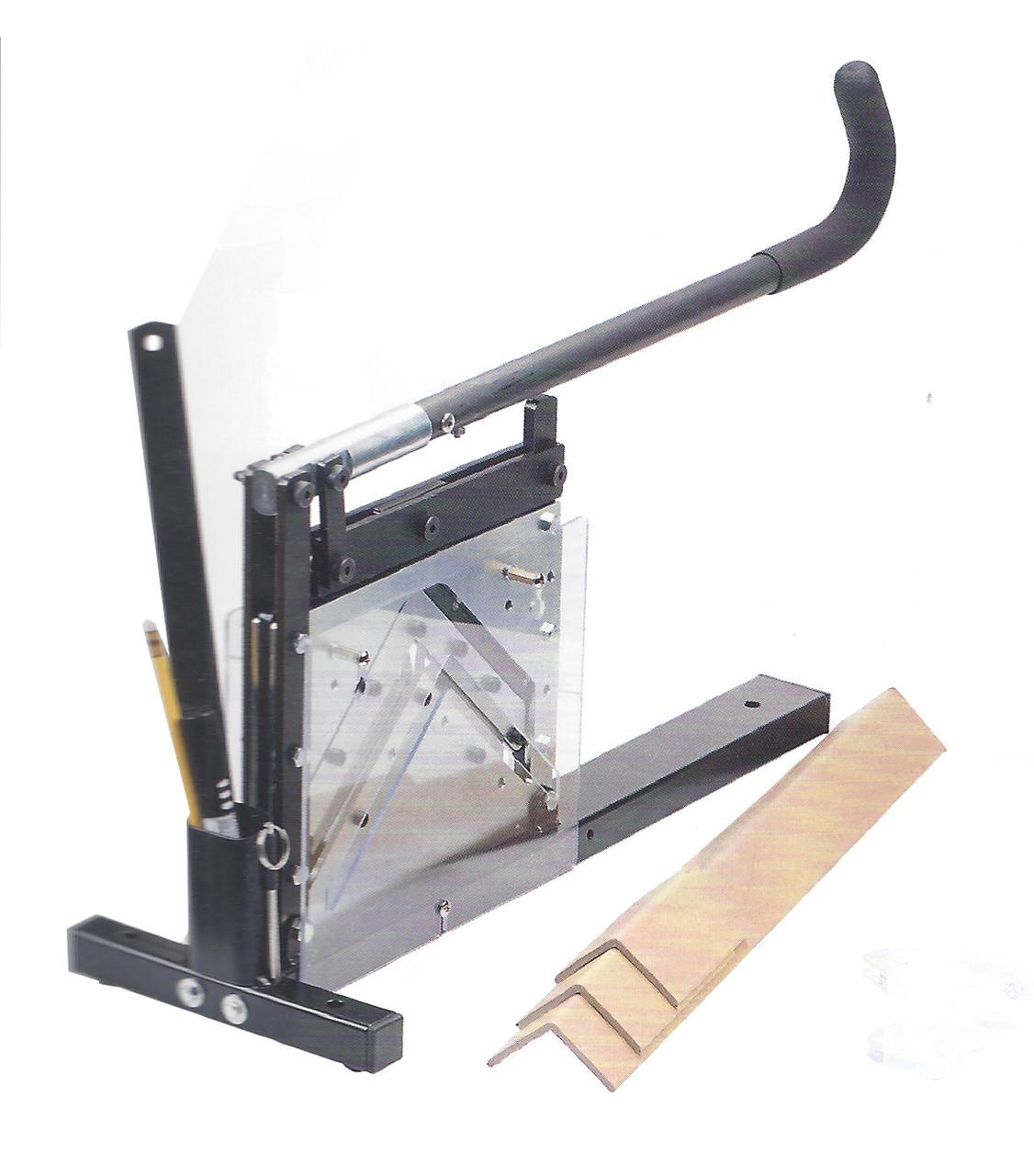Cardboard Cornerboard Edge Protector Cutter Cutting Tool Machine