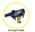 Scan Gun Holder for Amigo Mobility Powered Warehouse Carts