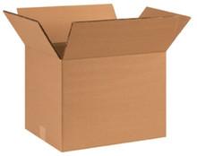 "15"" x 12"" x 12"" (275#DW/ECT-48) Heavy-Duty Double Wall Kraft Corrugated Cardboard Shipping Boxes"
