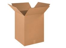 "18""x18""x24"" Brown Corrugated Cardboard Shipping Box"