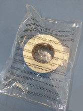 1.5 Mil Reclosable Poly Bags with Suffocation Warning