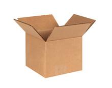 "6"" x 6"" x 5"" Brown Corrugated Cardboard Shipping Box Build-A-Bundle™"