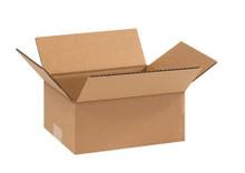 "9"" x 7"" x 4"" Brown Corrugated Cardboard Shipping Box Build-A-Bundle™"