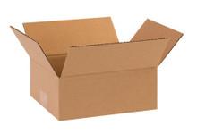 "10"" x 8"" x 4"" Brown Corrugated Cardboard Shipping Box Build-A-Bundle™"