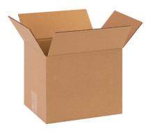 "10"" x 8"" x 8"" Brown Corrugated Cardboard Shipping Box Build-A-Bundle™"