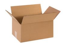 "12"" x 8"" x 6"" Brown Corrugated Cardboard Shipping Box Build-A-Bundle™"