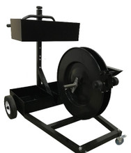 Compatible w/ Plastic and Steel Strapping . Compatible w/ Oscillated and Ribbon Wound Strapping