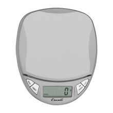 Pico Compact Digital Pocket Scale Chrome 11 lb
