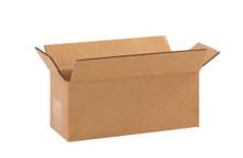 "10"" x 4"" x 4"" Brown Corrugated Cardboard Shipping Box Build-A-Bundle™"