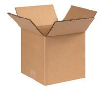 "7"" x 7"" x 7"" (275#DW/ECT-48) Heavy Duty Double Wall Kraft Corrugated Cardboard Shipping Boxes"