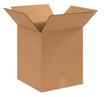 "11"" x 11"" x 13"" (200#/ECT-32) Kraft Corrugated Cardboard Shipping Boxes"
