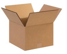 "12"" x 9"" x 9"" (275#DW/ECT-48) Heavy Duty Double Wall Kraft Corrugated Cardboard Shipping Boxes"
