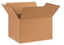 "16"" x 12"" x 11"" (200#/ECT-32) Kraft Corrugated Cardboard Shipping Boxes"