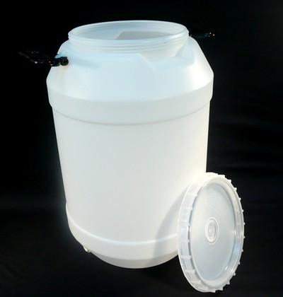 Carboy 60Lt | natural dry food | storage barrel | Drum
