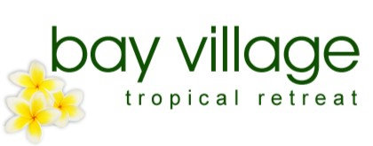 Bay Village Tropical Treat Logo