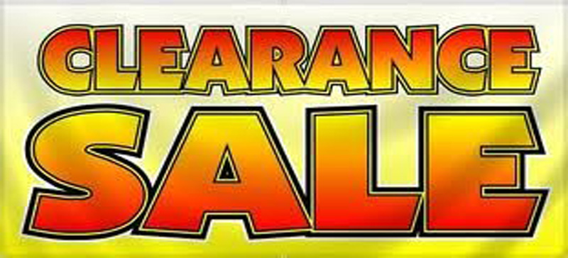 Clearance Sale Logo