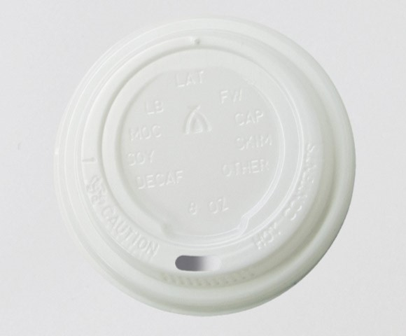 Coffee cups | Lid | Single | Perfect Touch |