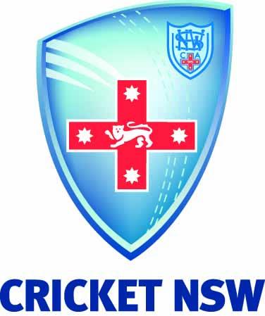 Cricket NSW Logo