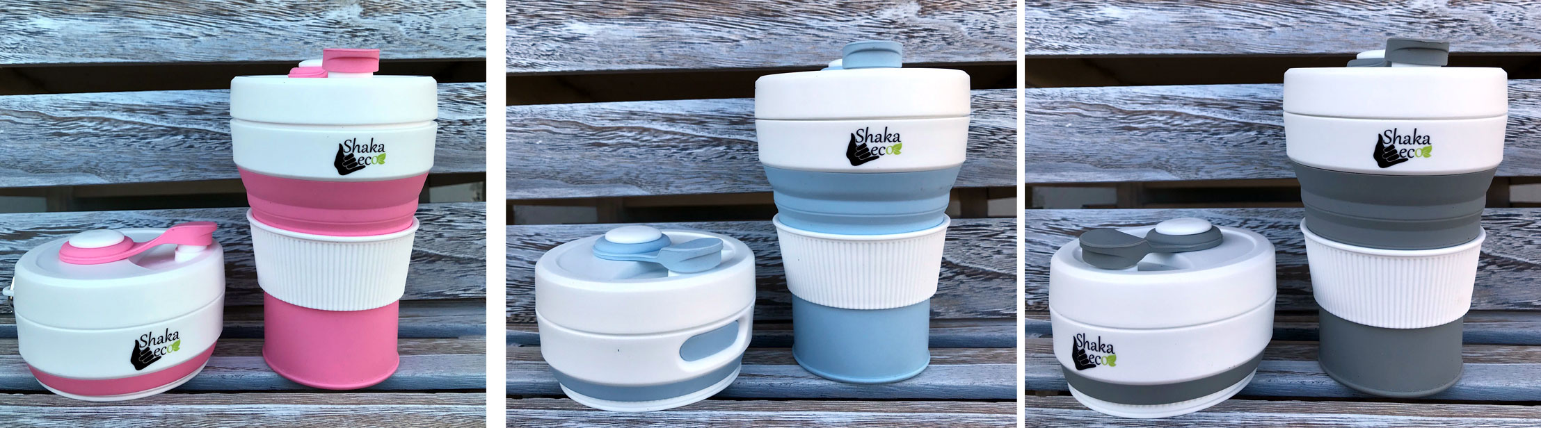 Collapsible Cup fits in your bag