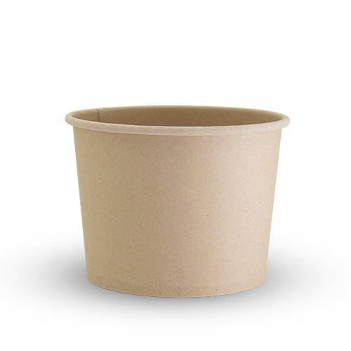Bamboo Food Container 16oz BFC16P