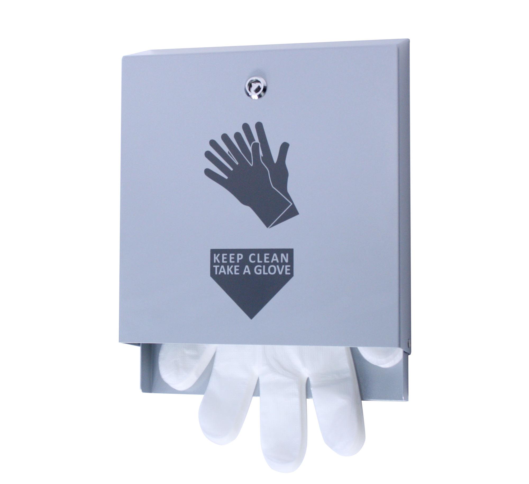 QEC - Glove Dispenser with Bonus 500 Free Gloves