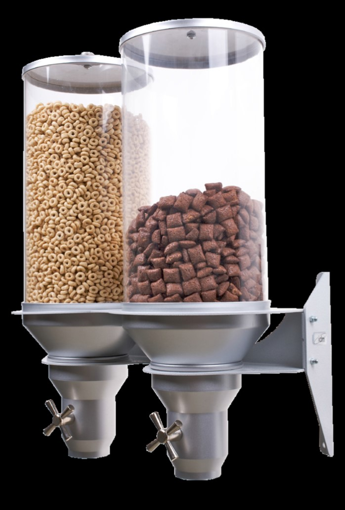 QEC offers a unique range of dry food dispensers for commercial, retail and private use.Utilizing high quality materials and exceptional designs - H400. Australian Distributor.