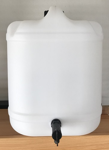 Refill Cube Drum 10/20Lt with Tap