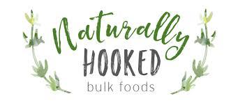 Naturally Hooked Bulk Foods Logo