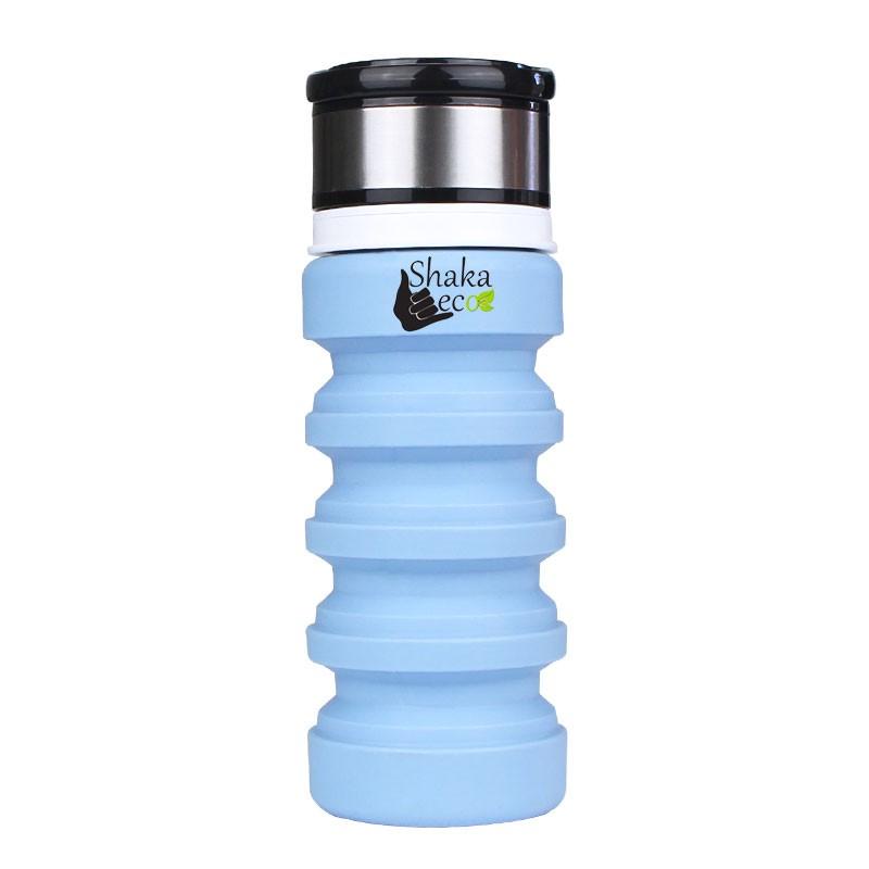 Shaka Eco Drink Bottle Blue