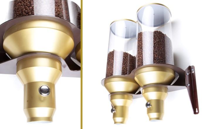 Coffee Bean Dispenser   Free Flow   Supremo   Idm   Australian and New Zealand distributors