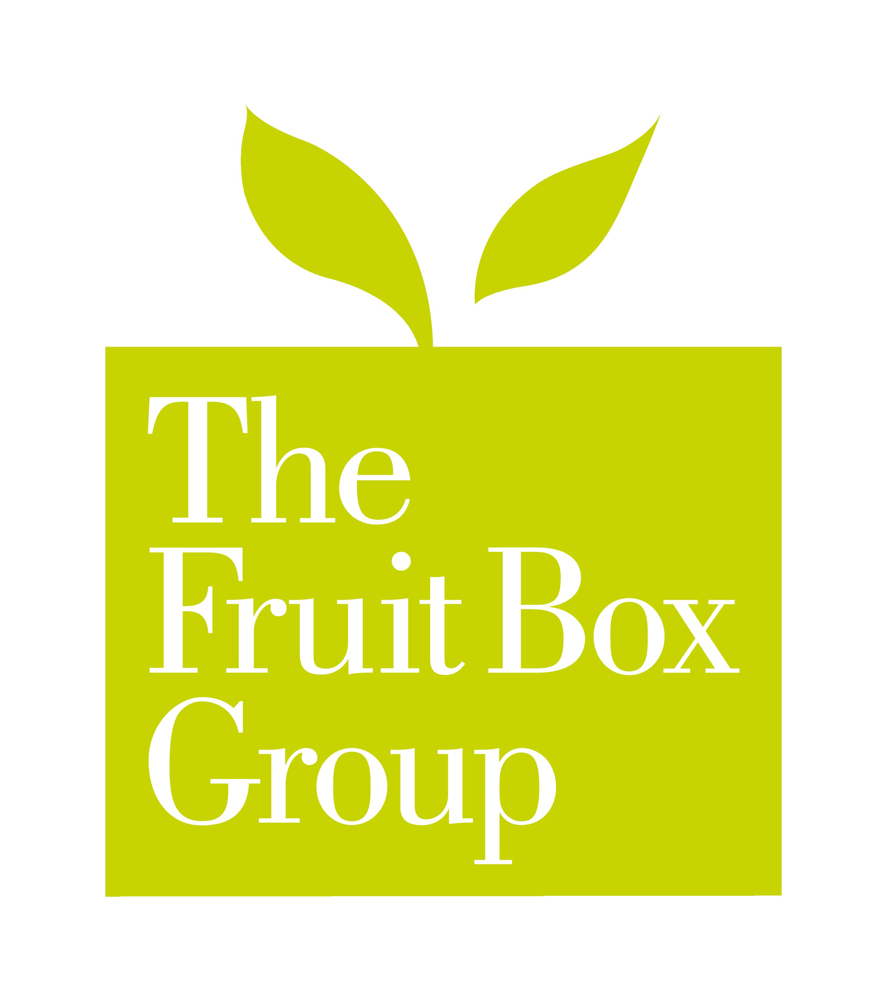 The Fruit Box Group Logo