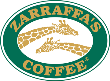 Zarraffas Coffee Logo