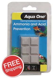 Aqua One AAA Plus Conditioning Block 20g (95002)
