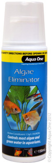 Aqua One Algae Eliminator 150ml (92142)
