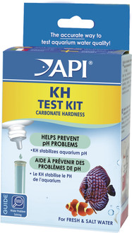 API KH Hardness Test Kit - Freshwater/Saltwater