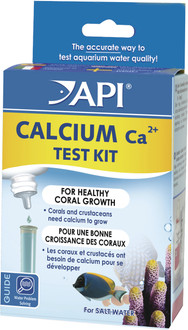 API Calcium Test Kit - Freshwater/Saltwater