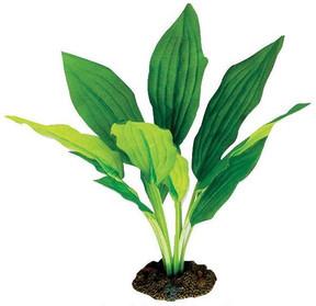 Aqua One Broad Leaf Amazon Silk Plant - Med (24114)