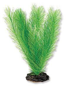 Aqua One Milfoil Green Silk Plant - Med (24147)