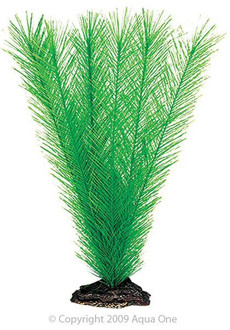 Aqua One Milfoil Green Silk Plant - Large (24151)