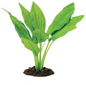Aqua One Broad Leaf Amazon Silk Plant - Sm (24104)