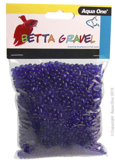Aqua One Betta Gravel Purple 350gm (12260)