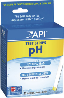 API pH Test Strips (25pk)