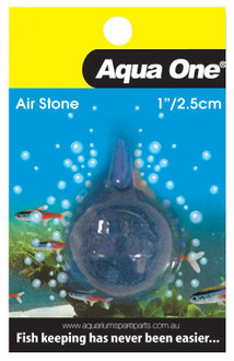 Aqua One Air Stone Ball 1 Inch/2.5cm (10142)